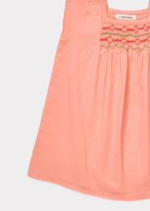 Luffa Baby Dress Watermelon