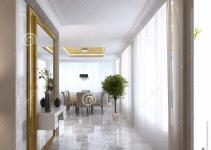 Luxurious Art Deco Entrance Hall Large Designer