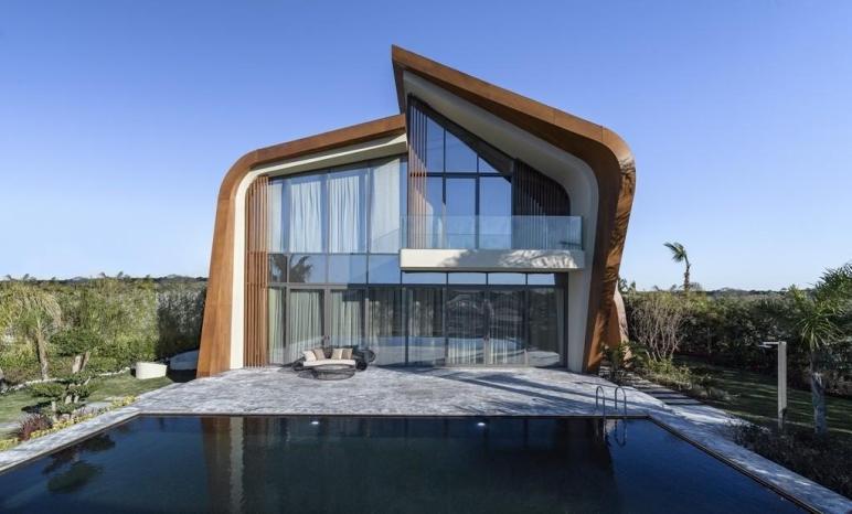 Luxurious Detached Eco Houses Sale Antalya Turkey
