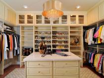 Luxurious Master Closet Kerrie Kelly