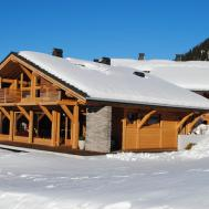 Luxury Ski Chalet Soleil Chatel France