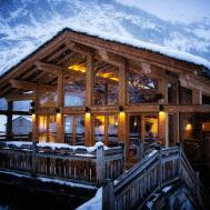 Luxury Ski Chalet Tene Val Isere France