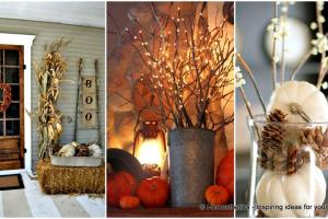 Magical Diy Fall Decorations Your Household
