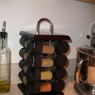 Magnetic Spice Rack Diy Simplify Satisfy