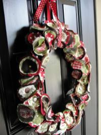 Make Diy Christmas Wreaths Yourself Celebrate