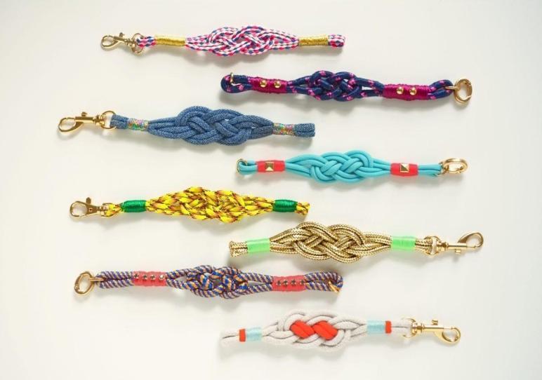 Make Diy Nautical Knot Bracelets Etsy Blog Australia