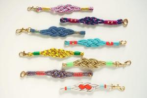 Make Diy Nautical Knot Bracelets Etsy Blog Australia