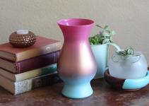 Make Diy Ombre Vase Fair Olinda