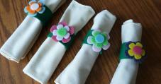 Make Easy Crafts Kids Craft Spring Flowery