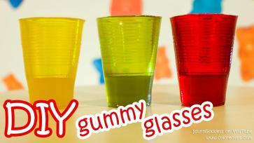 Make Gummy Glasses Diy Edible Made