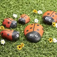 Make Ladybird Pet Rocks Hobbycraft Blog