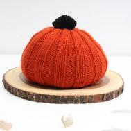 Make Pumpkin Knitted Doorstop Hobbycraft Blog