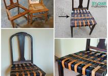Make Woven Belt Seat