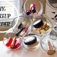 Makeup Holder Diy Vidalondon