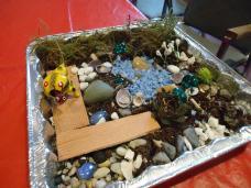 Making Miniature Gardens Children Bloomin Garden