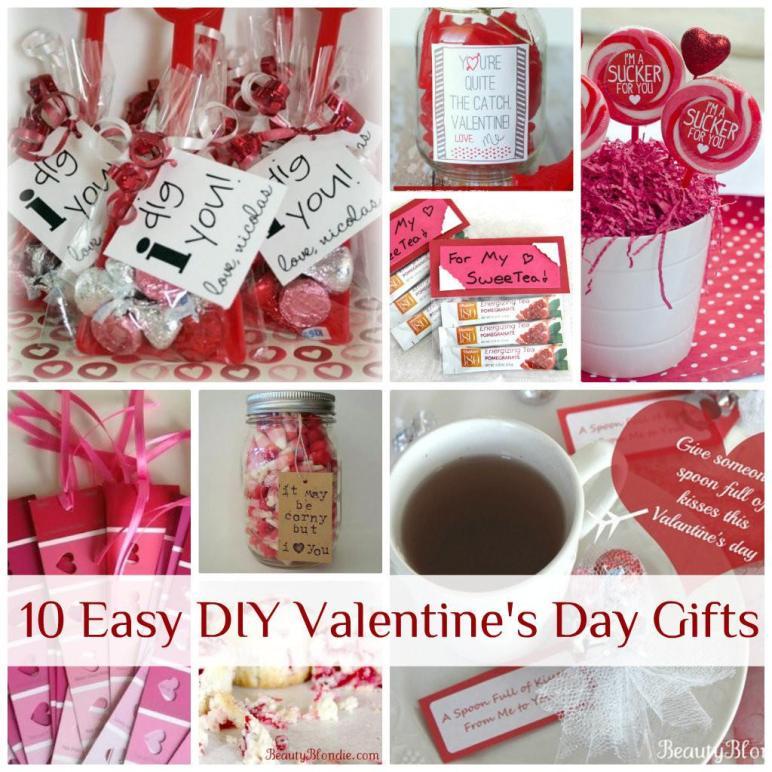 Making Valentine Day Gift