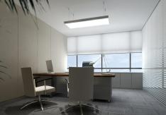 Manager Minimalist Office Interior