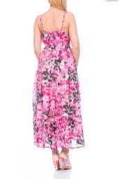 Martildo Womens Summer Beach Cotton Dress Straps Light