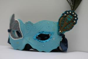 Masquerade Mask Diy Gosh