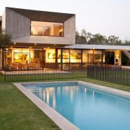 Massive Modern Concrete House Chile Raimundo