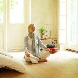 Meditation Room Relaxation Resources