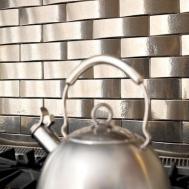 Metal Backsplash Ideas Kitchen Design