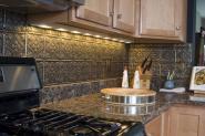 Metal Ceiling Tiles Kitchen Backsplash Tedx Decors