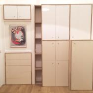 Metod Cabinets Length Wardrobe