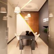 Miami Modern Scandinavian Medical Office Dkor Interiors