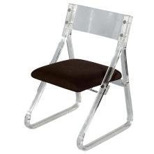 Mid Century Modern Lucite Accent Chair 1stdibs