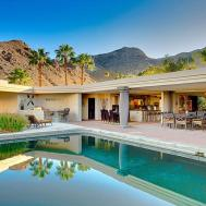 Midcentury Modern Palm Springs Luxury Retreats