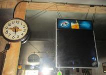 Miller Light Dry Erase Message Board