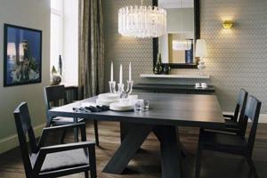 Minimalist Dining Room Elegance Designs Decorate