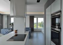 Minimalist Penthouse Design Budapest Treasuring