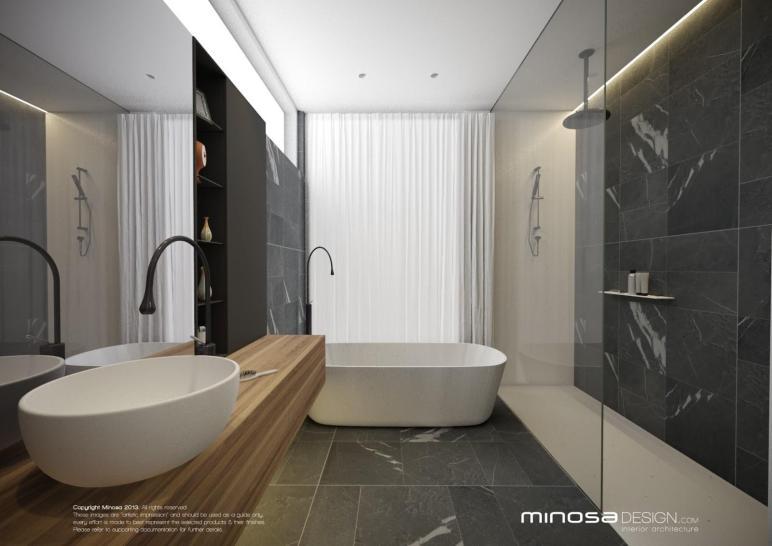 Minosa Design Modern Bathroom Share Classic