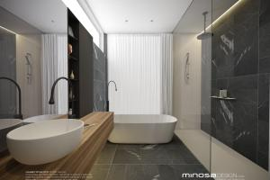 Minosa Design Modern Bathroom Share Classic