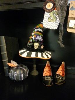 Mint Life Dollar Store Halloween Decor Diy