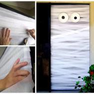 Mix Cool Halloween Decorations Your Front Door