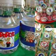 Mkr Creations Popeye Sailor Man Birthday Party Theme