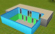 Mod Sims Multi Story Pool Windows