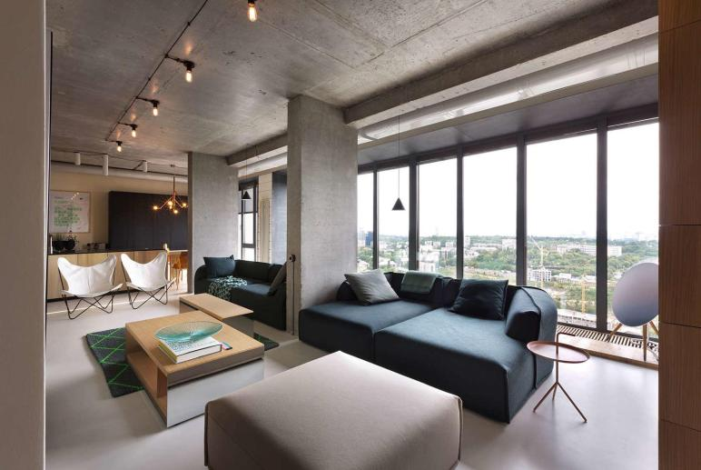 Modern Apartment Design Interior Ideas