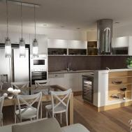 Modern Apartment Neutral Colors Slovakia Stylish Eve