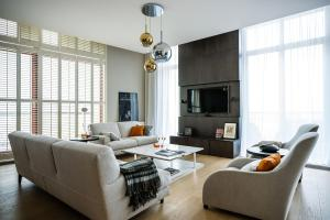 Modern Apartment Poland Designed Republika