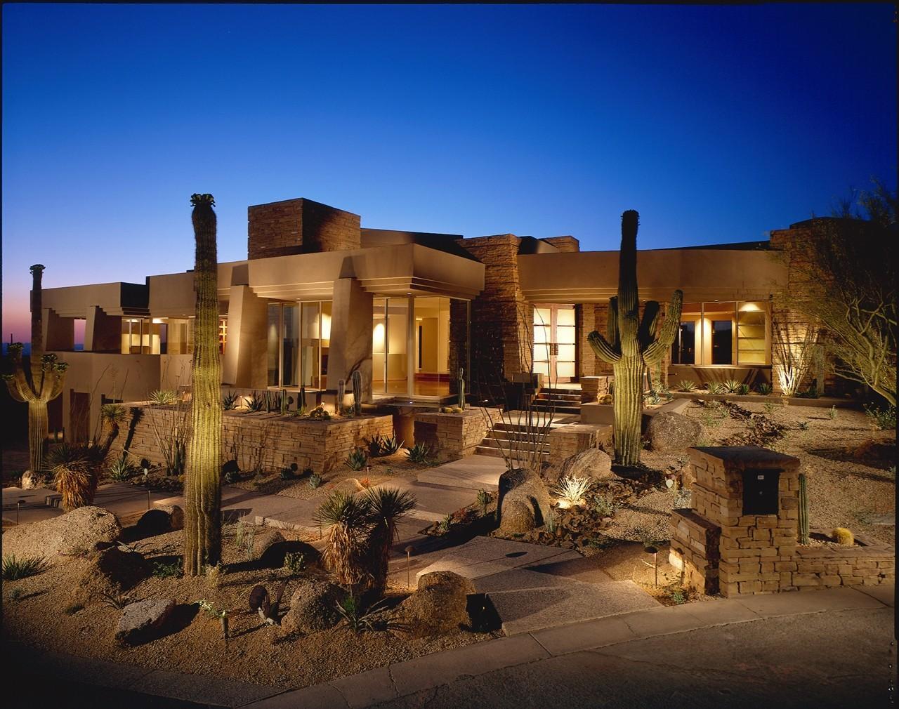 Gallery Arizona Desert House