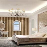 Modern European Elegant Bedroom Interior Design