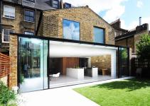 Modern Family Home London Bureau Change Design Office