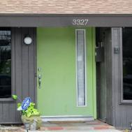 Modern Front Doors Welcoming Elegant Greetings