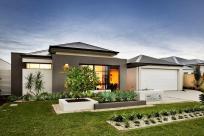 Modern Front Garden Design Harmonious Home Exterior