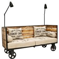 Modern Furniture Industrial Diy Compact