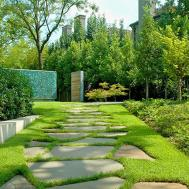 Modern Garden Design House Idea Home